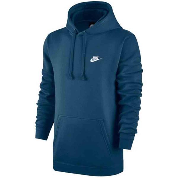 a49bf64af1 Nike Mens Sportswear Fleece Hoodie - Teal | Michael Murphy Sports ...