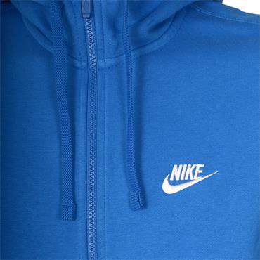 MENS SPORTSWEAR FULL ZIP - BLUE