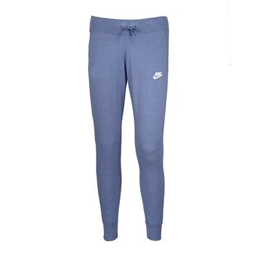 NIKE WOMENS SPORTWEAR TRAINING PANTS - BLUE/SKY