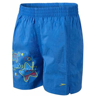 SPEEDO KIDS SEASQUAD SHORTS - BLUE