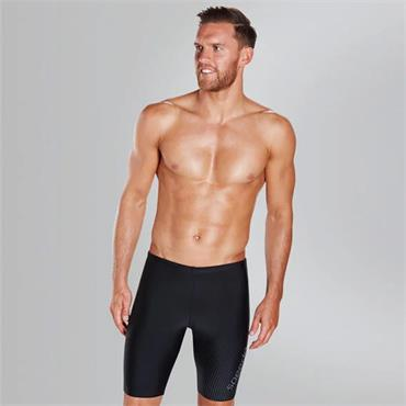 Speedo Mens Gala Logo Swim Short - Black