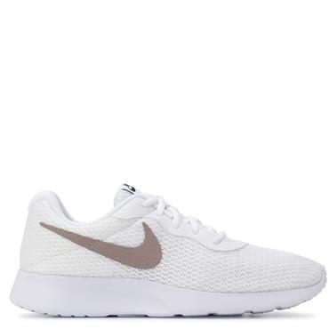 Nike Mens Tanjun Runners - White