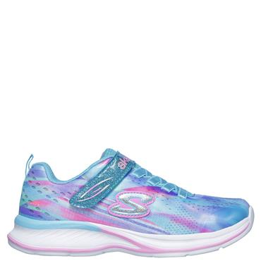Skechers Girls Jumpin James Dream Runner - Multi Coloured