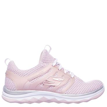 GIRLS DIAMOND SPARKLE SPRINTS TRAINER - PINK