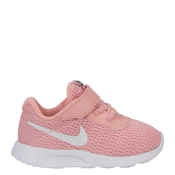 online shop new appearance shoes for cheap Nike Toddler Tanjun Tdv Trainers - Coral/White