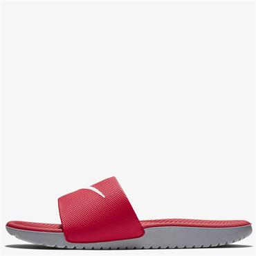 Nike Kids Sliders - Red