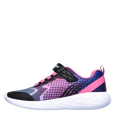 Skechers Girls Go Run 600 Radiant Runner - Pink/Black