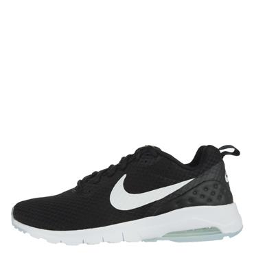 NIKE MENS AIR MAX MOTION LW TRAINERS - BLACK/WHITE