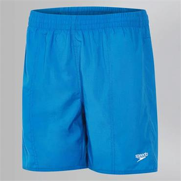 "Speedo Boys Solid Leisure 15"" Watershort - BLUE"