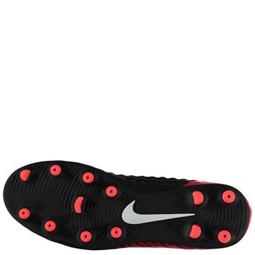 NIKE MAGISTA OLA II FG FOOTBALL BOOTS - BLACK/RED