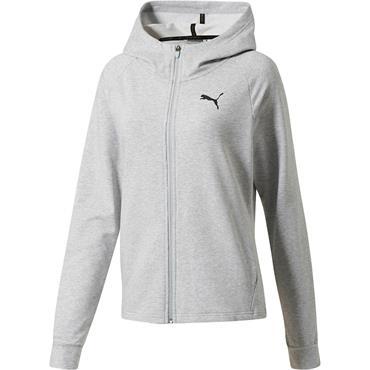 PUMA Womens Urban Sport Hoodie - Grey