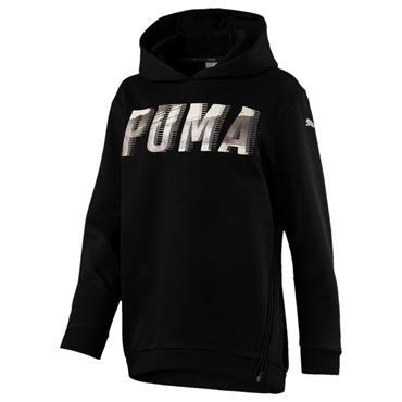 PUMA Kids Hoody - BLACK