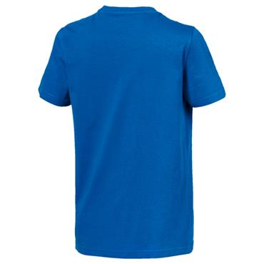 BOYS REBEL BOLD BASIC TSHIRT - BLUE
