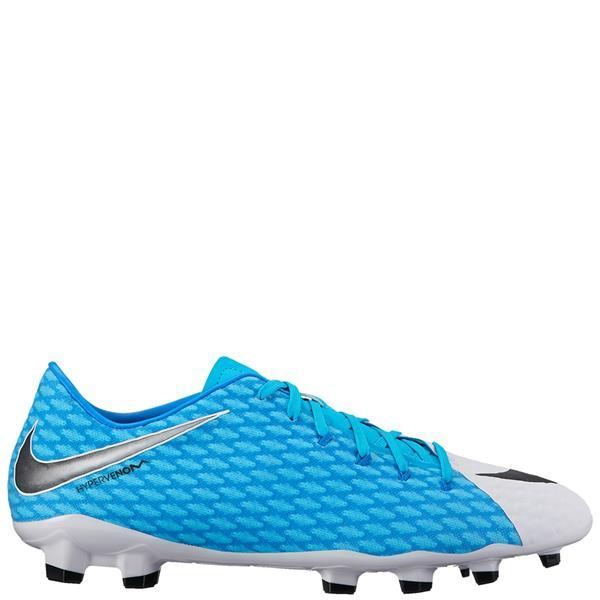 new arrive 88a12 2dbd6 Nike Hypervenom Phelon Iii Fg Fball Boot - WhiteBlue