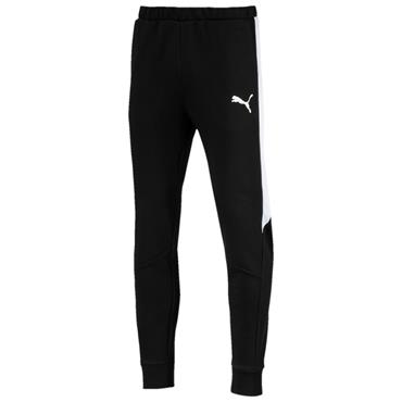 MENS EVOSTRIPE CORE PANTS - BLACK