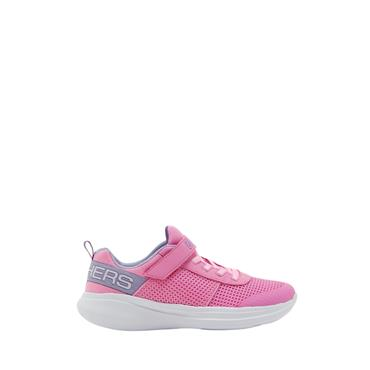 Skechers Girls Go Run Fast Trainers - Pink