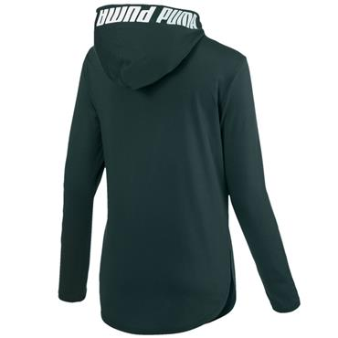 PUMA Womens Modern Sport Light Cover Up - Green