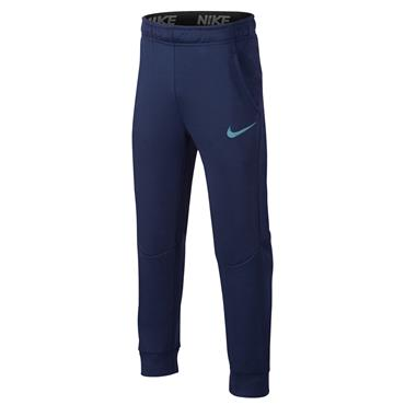 Nike Boys Tracksuit Bottoms - Navy