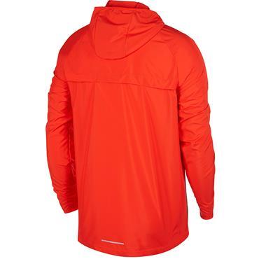 Nike Mens Essentials Run Jacket - Red