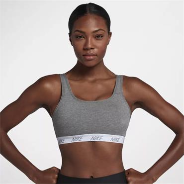 Nike Womens Classic Soft Bra - Grey