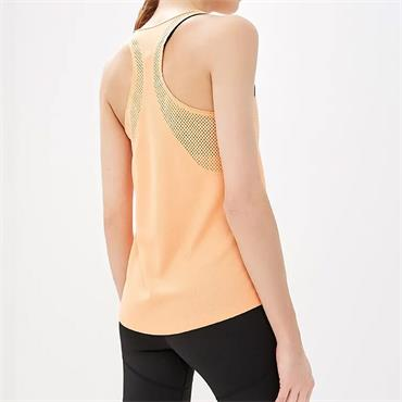 Nike Womens Breath Tank Top - Orange