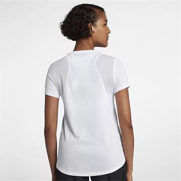 Nike Womens Running Top - White