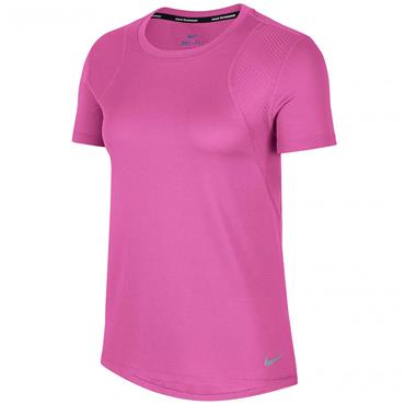 Nike Womens T-Shirt - Purple