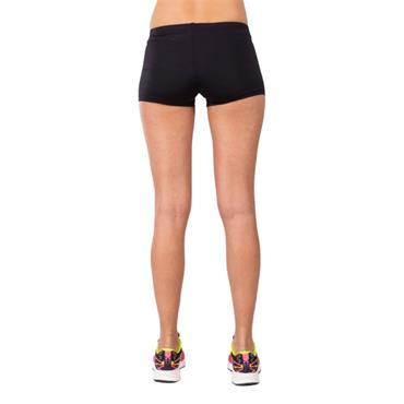 Joma Girls Elastic Shorts - BLACK
