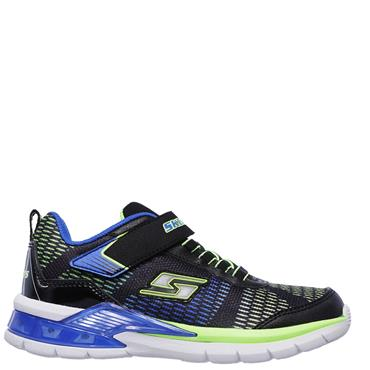 Skechers Infants Erupters II Lave Wave Runners - Blue/Green