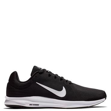 NIKE WOMENS DOWNSHIFTER 8 TRAINER - BLACK