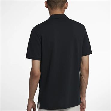 Nike Mens Match-Up Polo Shirt - BLACK