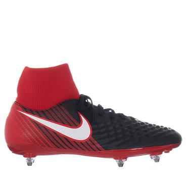 MAGISTA ONDA II DF SG FOOTBALL BOOT - BLACK/RED