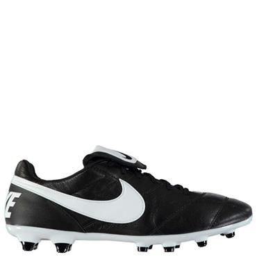 Nike Adults Premier II FG Football Boots - BLACK