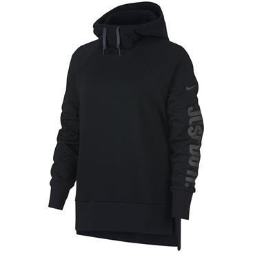 Nike Womens Dri-Fit Hoodie - Black