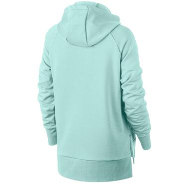 NIKE WOMENS HOODY - GREEN