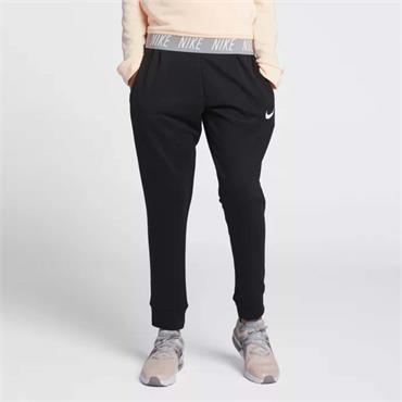 Nike Girls Dri-Fit Core Studio Pants - BLACK