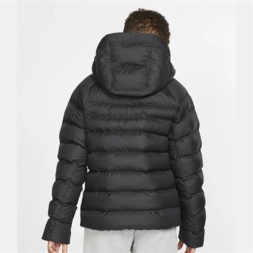 Nike Kids Synthetic Filled Jacket - BLACK