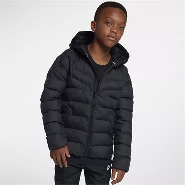 Nike Kids Sportswear Jacket - BLACK