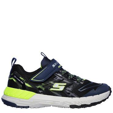 Skechers Boys Hyperjolt 2.0 Tech Trainer - Black/Green