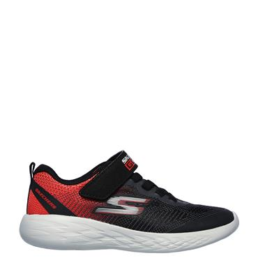 Skechers Toddler Go Run 600 Trainers - Black/Red