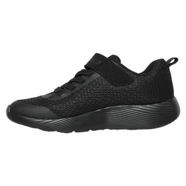 Skechers Kids Dyna-Lite Trainers - BLACK
