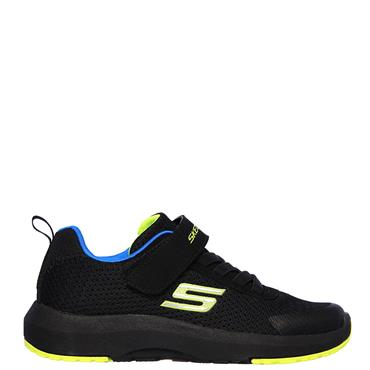 Skechers Boys Dynamic Tread Trainers - BLACK