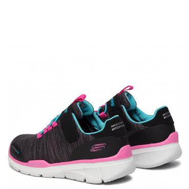 Skechers Girls Equalizer 3.0 Trainers - Grey