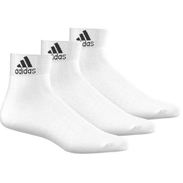 LIGHT WEIGHT ARCH SUPPORT SOCK - WHITE