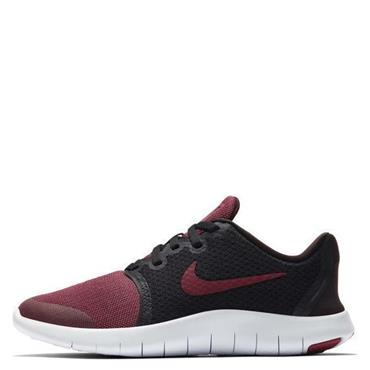 NIKE GIRLS FLEX CONTACT 2 - BLACK/RED