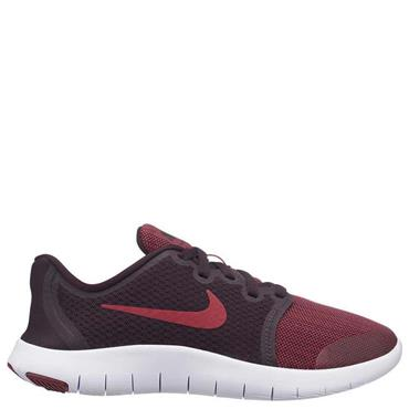 Nike Girls Flex Contact 2 Trainers - Black/Red