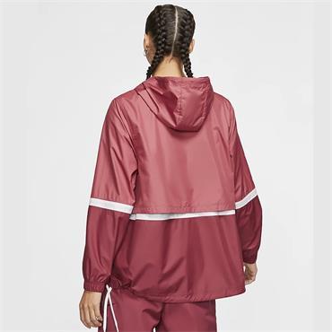 Nike Womens Sportswear Woven Jacket - Pink