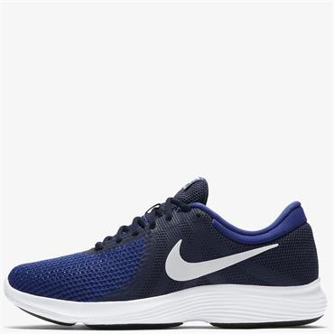 Nike Mens Revolution 4 Runners - BLUE