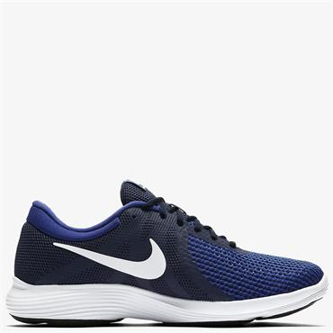Nike Mens Revolution 4 Runners - Blue