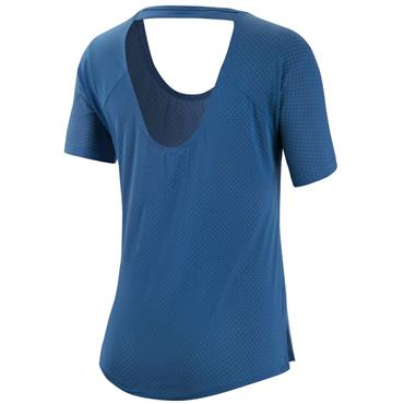 NIke Womens Miler Breath T-Shirt - Blue